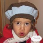 Chapeau d'hiver !
