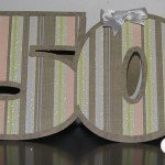 Carte d'anniversaire 50 ans