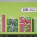 Encore des cartes de Noël !