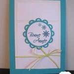 Bonne Année ! Carte de voeux…
