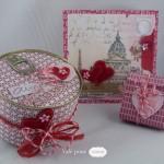 Des cadeaux pour la Saint Valentin…