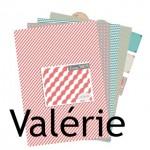 La nouveauté du lundi : Collection Valérie