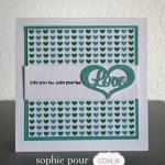 Des cartes pleines d'amour !…