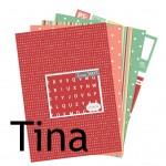 La nouveauté du lundi : Collection Tina