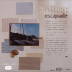 Page Voyage à Honfleur