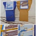 Emballage créatif