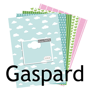 Collection_Gaspard_Com16_scrapbooking_papier_imprimable_A4_telecharger