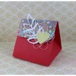 Sac cadeau en origami