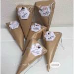 De jolis paquets cadeaux gourmands
