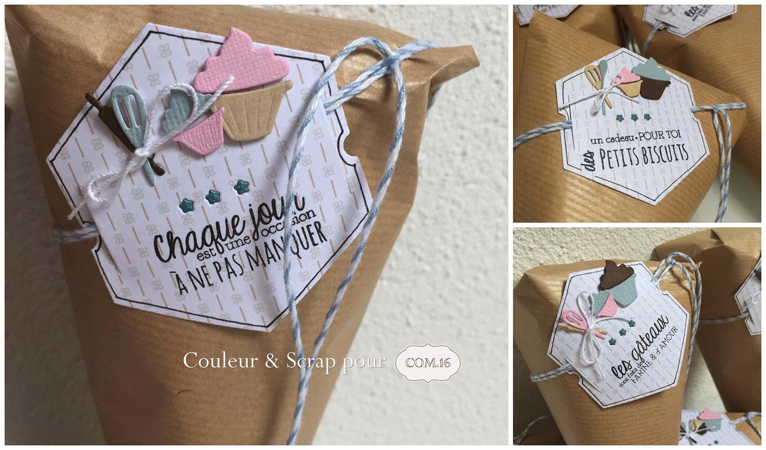 De jolis paquets cadeaux gourmands - Faire de jolis paquets cadeaux ...