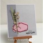 Cadeaux et carte douceur