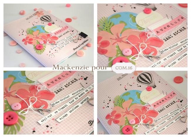 Mackenzie - DT Com 16 - cahiers de vacances - Voyage- détails