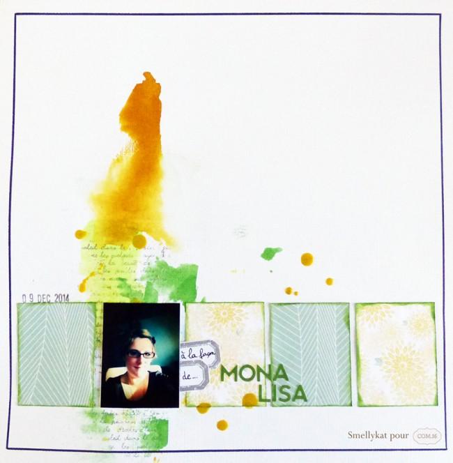 DT Smellykat - Com16 - Papiers Bertille - Scrapbooking - Mona Lisa