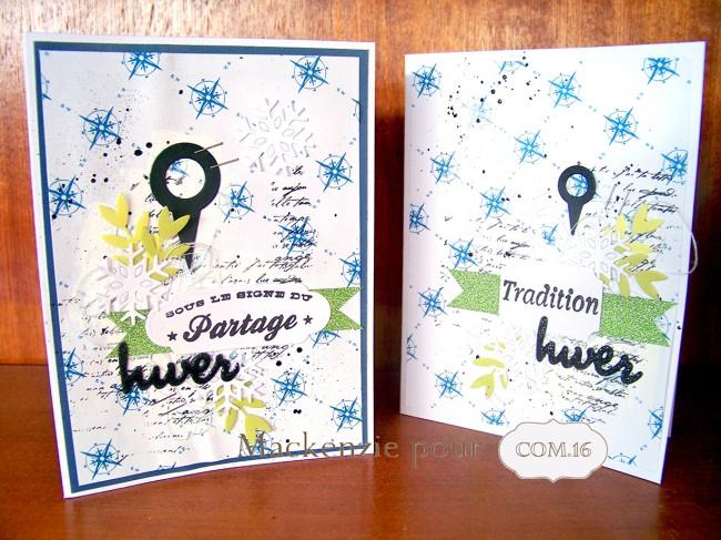 Mackenzie - DT Com.16 - Cartes Hiver