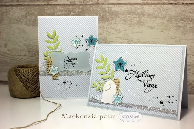 Mackenzie - DT COM.16- cartes - bonne année