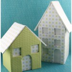 Maisonnettes lumineuses