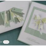 Emballage et carte d'anniversaire