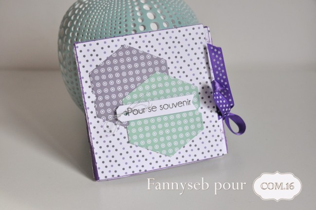 mini collection +®liot, jenny et c+®dric papiers COM16 SIGNATURE
