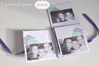 mini page 2 collection +®liot, jenny et c+®dric papiers COM16 SIGNATURE