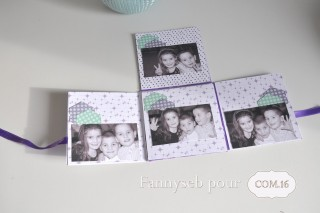 mini page 3 collection +®liot, jenny et c+®dric papiers COM16 SIGNATURE