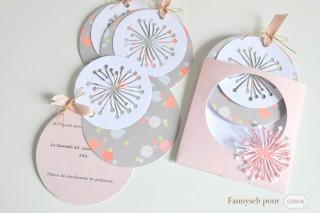 invitation collection anna papiers COM16 SIGNATURE