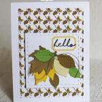 Cartes d'automne