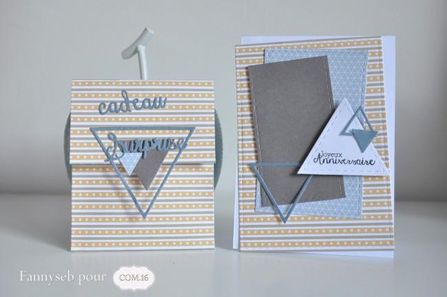 carte anniversaire et carte cadeau vue d'ensemble fannyseb collection jean et tybalt fev 2017 papiers COM16 SIGNATURE