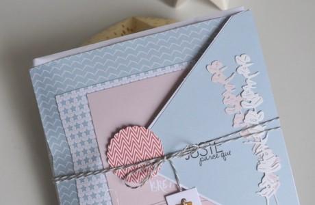 flipbook vue d'ensemble collection lucas, éthan papier COM16 SIGNATURE