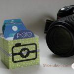 Boîte de rangement pour cartes SD