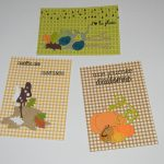 Scrap : cartes de Project Life