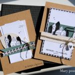 Scrap : Duo de cartes hivernales
