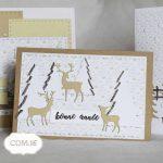 Scrap : Trio de cartes de voeux