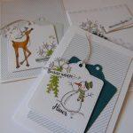 Scrap : Trio de Cartes d'hiver