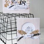 Scrap : Cartes de vœux pour la nouvelle année
