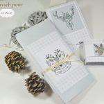 Scrap : Ensemble cadeaux festif