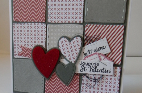 Scrap : Duo de Saint Valentin