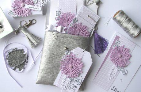 Scrap : Ensemble cadeau doux et tendre