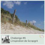 challenge #6 les Inspirations de la DT