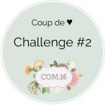 Challenge #2 – Le coup de cœur de la DT
