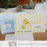 Scrap : Des enveloppes pour surprises d'été
