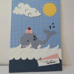 Scrap : Duo de cartes de vacances