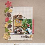 Page automnale » Tombent les feuilles»
